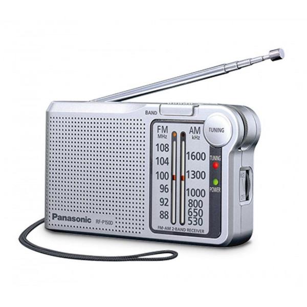 RADIO PORTÁTIL BOLSILLO - PANASONIC RF P150DEG S