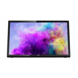 "TV LED 24""""   -  PHILIPS    24PFT5303 12"