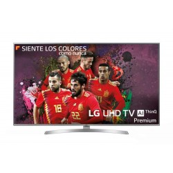 "TV LED 55"" - LG 55UJ630V SMART TV 4K"