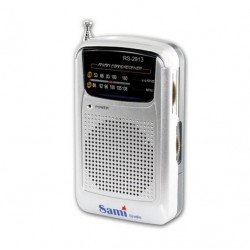 RADIO PORTATIL - SAMI RS2913