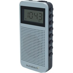 RADIO PORTATIL - SUNSTECH RPDS12